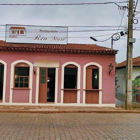 fachada restaurante rio mare