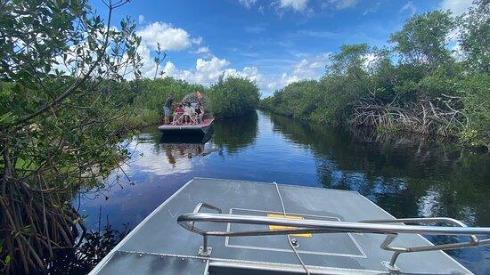 Jungle Erv's Everglades Airboat Toursの画像 - エバーグレーズ シティの写真 - トリップアドバイザー