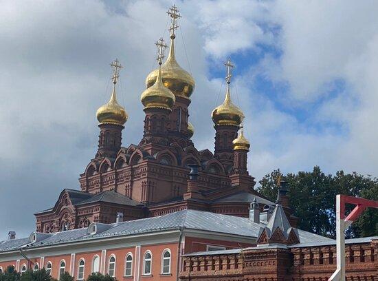 Chernigovskiy Temple
