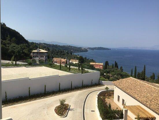 View of Corfu Town;