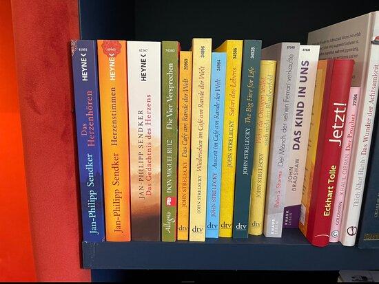 Saalbach-Hinterglemm, Österrike: Tolle Auswahl an aktuellen Büchern!