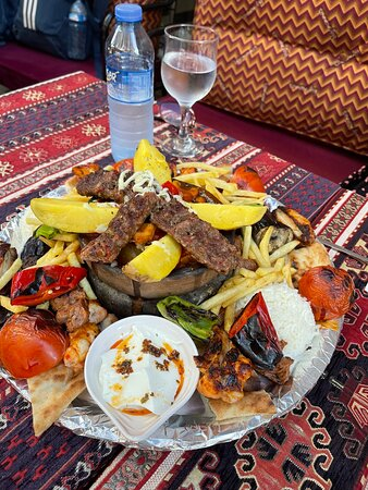 Here we go one of the best food I ever taste in Istanbul !!!