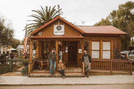 Los Olivos, CA: The Carhartts