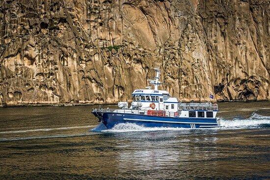 Boat Tour in Vestmannaeyjar