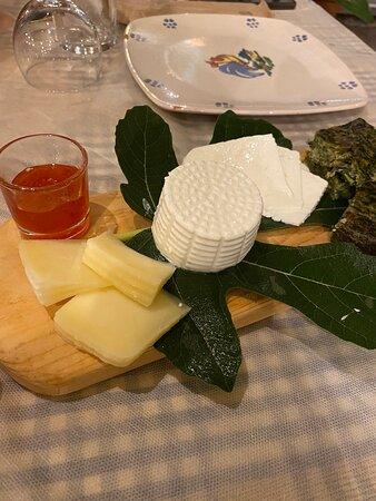 Amazing hospitality and food