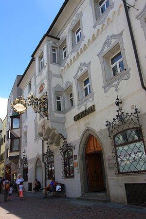 Palazzo Erker