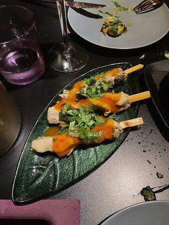 Het beste restaurant waar ik op Tenerife heb gegeten.