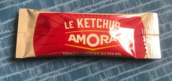 Le Ketchup (En livraison)