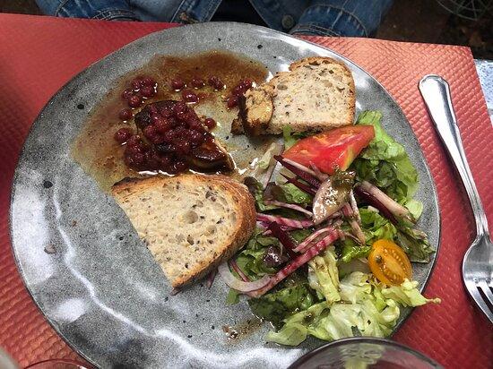Foie gras poëlé