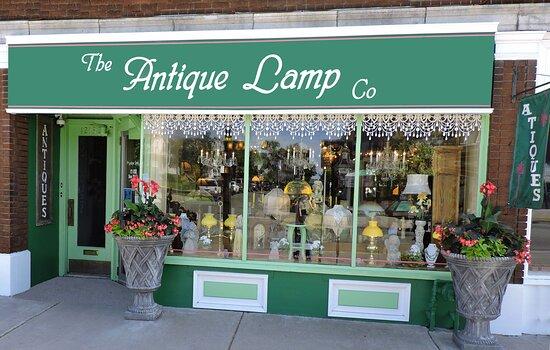 Antique Lamp Co and Gift Emporium