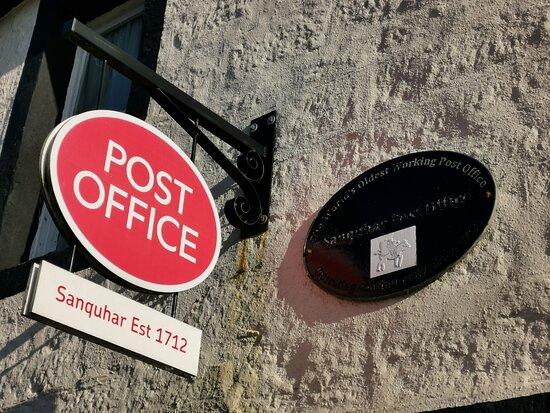 Sanquhar Post Office