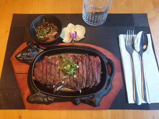 Excellent restaurant thaï authentique
