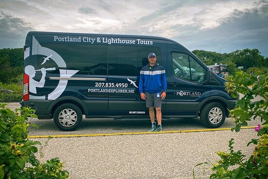 2 Hour Private Portland, Maine Lighthouse Land Tour