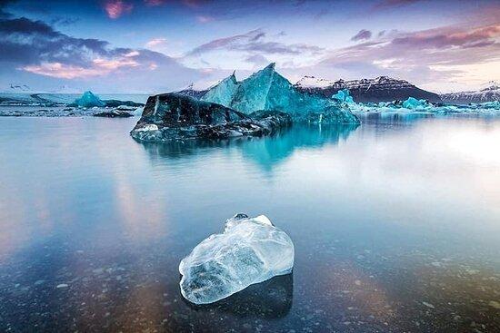 3 Day South Coast, Golden Circle and Jokulsarlon glacier lagoon