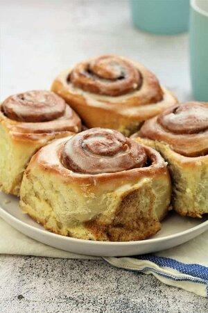 Fresh baked Roll