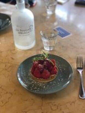 Tarte aux fraises 🥰 🍓