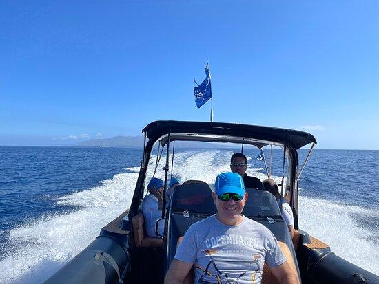 Sifnos Calypso Boat Rental RIB & Private Cruises