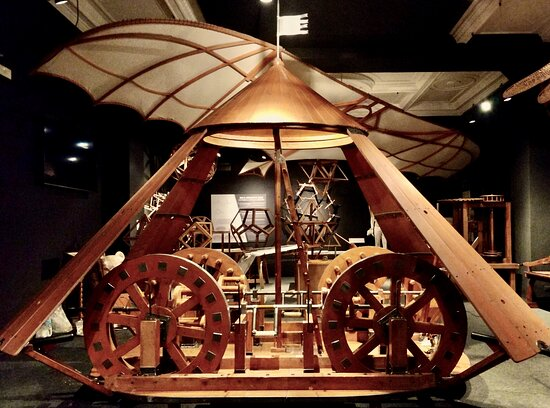 Leonardo Interactive Museum - Da Vinci Interctive Museum