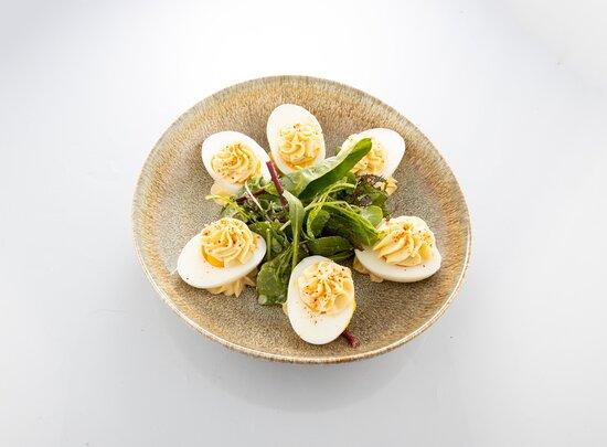 les oeufs mayonnaise