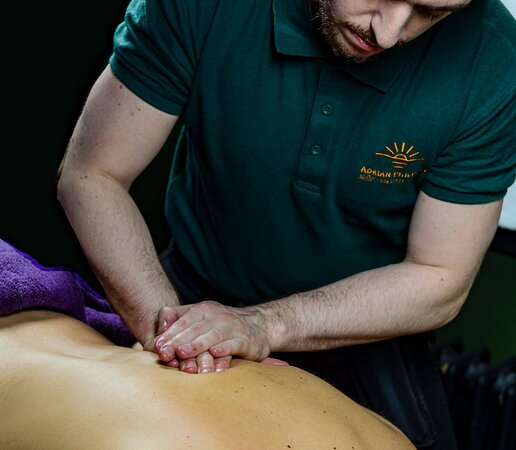 Peebles, UK: Working on the back muscles is also great for improved posture.