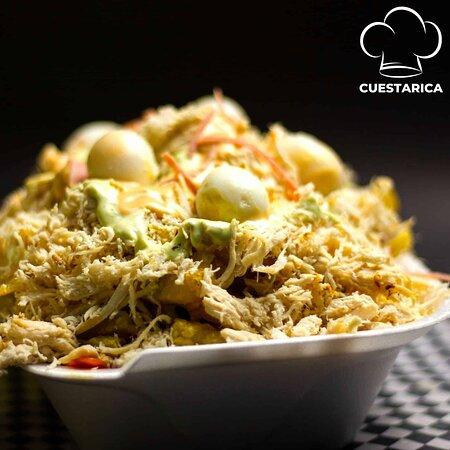 A todo se acostumbra uno, menos a no comerse una buena salchipapa. 🍟 🤤  #salchipapa #cuestarica