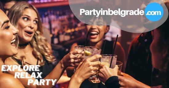 Party in Belgrade