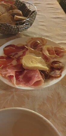 Montecorice, Italia: antipasto