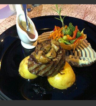 Chefmetin's steaks