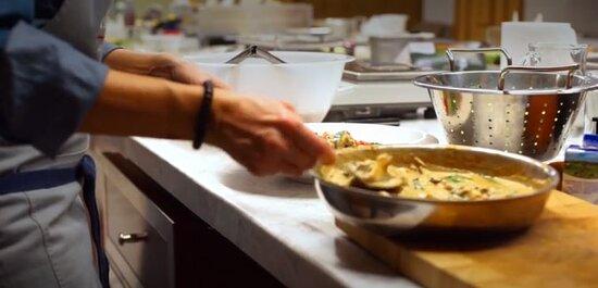 Unity, Jamaïque: Cooking class