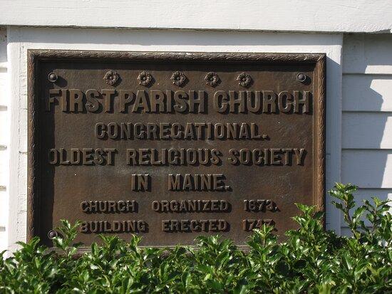 First Parish Church Congregational