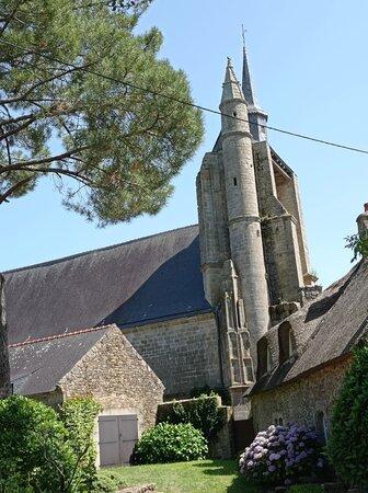 Morbihan, France: Chapelle de Saint Aloye
