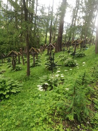 Cimitero Austro-Ungarico di Brunico