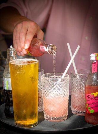Raspberry Lemonade & Lager
