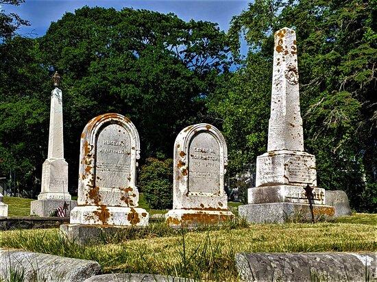 Braackett Memorial Cemetery