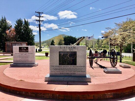 Towns County Veterans Memorial Park