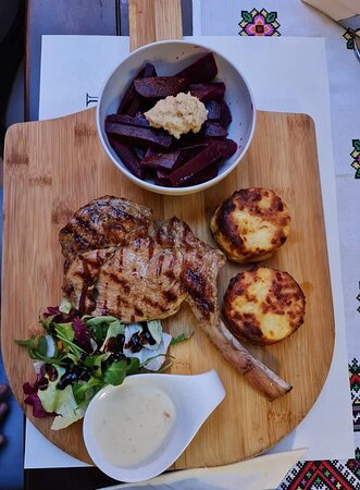 Best food in town, no doubt. 🔝