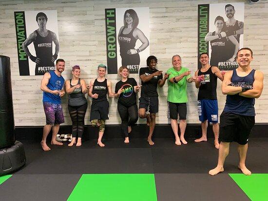 BestHour Kickboxing