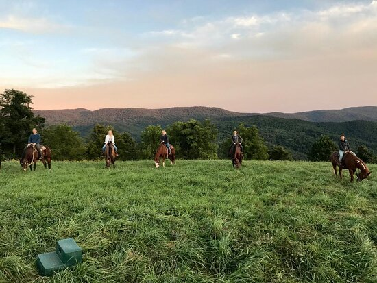 Mountaintop Ranch Wilderness Trail Rides