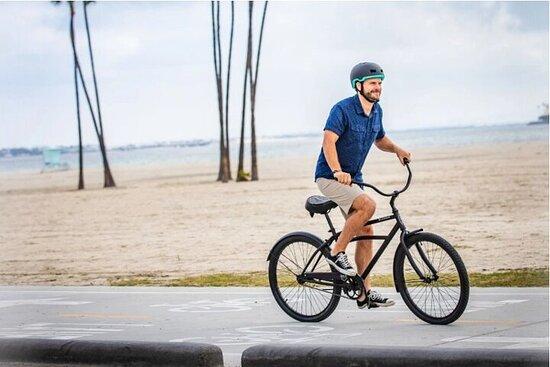 3-Speed Adult Bike Rental in Hermosa Beach