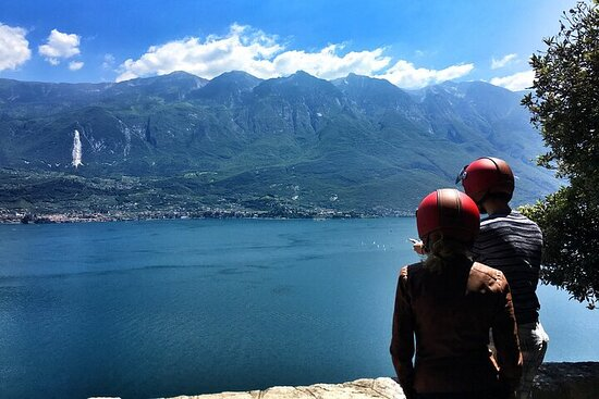 Full-Day Self-Guided Garda Scooter Tour from Riva del Garda