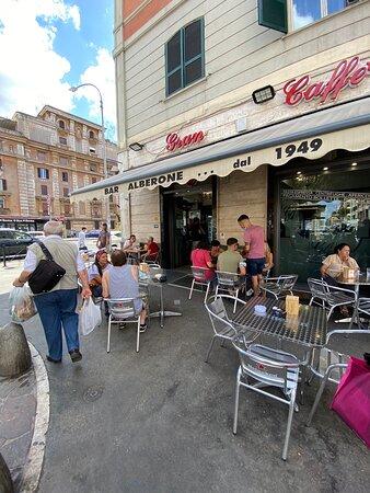 Gran Caffe' Alberone