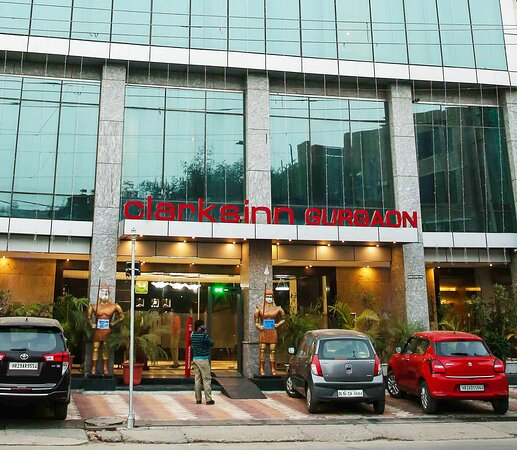 TEA LOUNGE - Picture of Hotel DS Clarks Inn Gurgaon, Gurugram (Gurgaon) - Tripadvisor