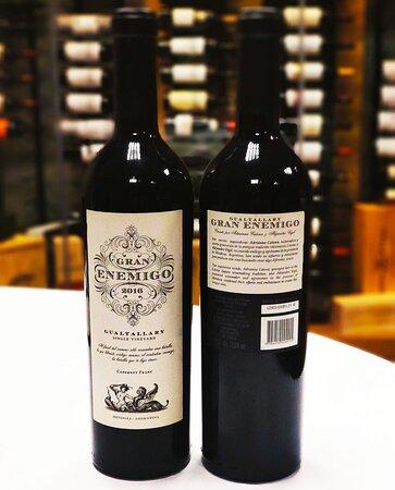 Asador Palacio del vino.