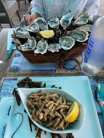 Super verse zeevruchten van topkwaliteit