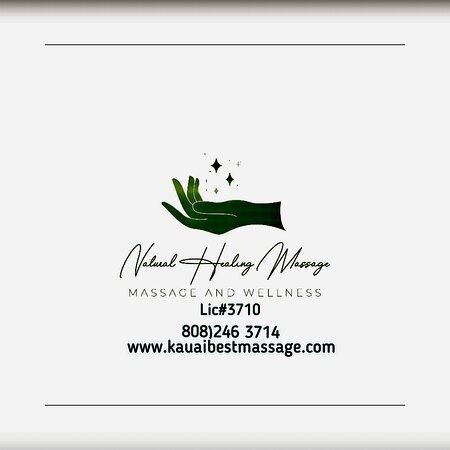 Natural Healing Massage, Lihue, MAE-16665, Lic# Mat3710