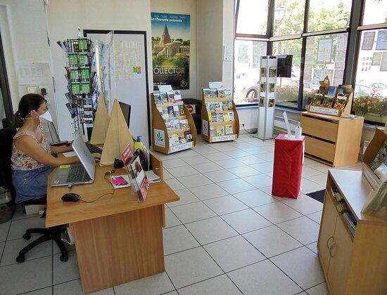 Office de tourisme du Pays du Ruffecois - Antenne de Mansle