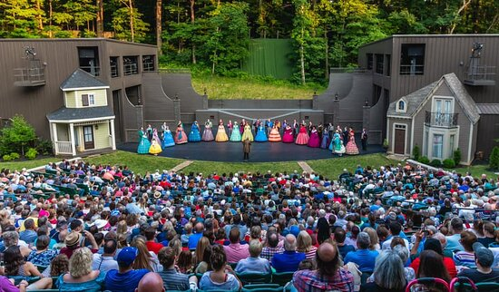 Bardstown, KY: 2021 Opening Night Performance of The Stephen Foster Story to a sold out audience! Photo Credit: Ray Kirkland