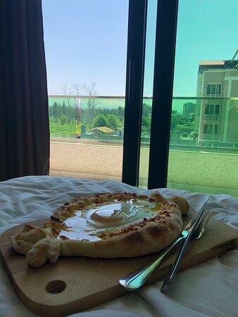 Лучший отель во всем Уреки!