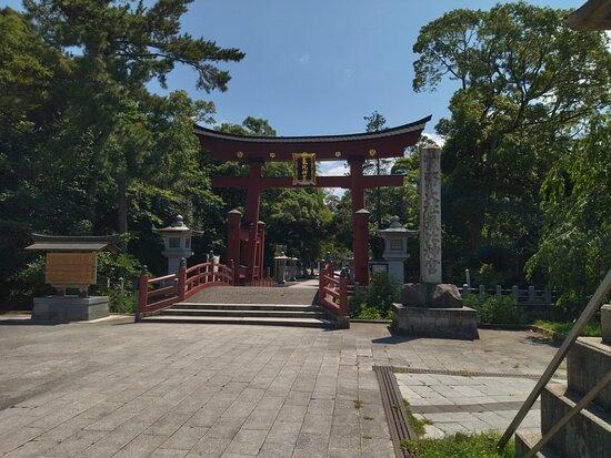 Kehi Jingu Shrine