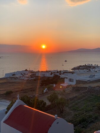 Nearby walkways through old town. - Picture of Chill Out Studio, Mykonos - Tripadvisor